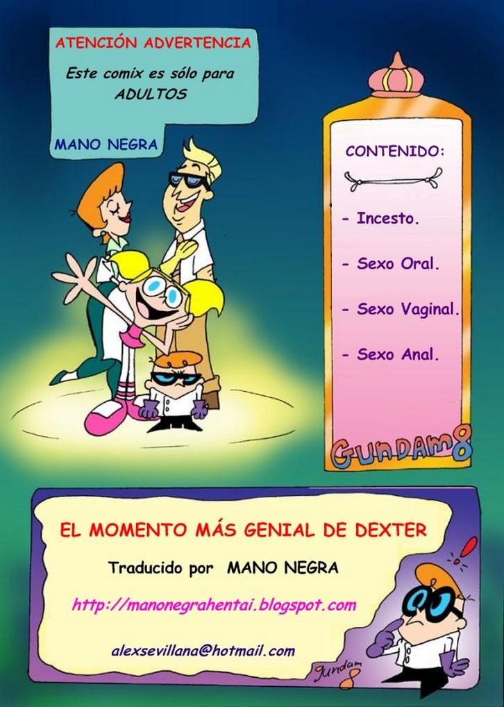 El momento más genial de Dexter