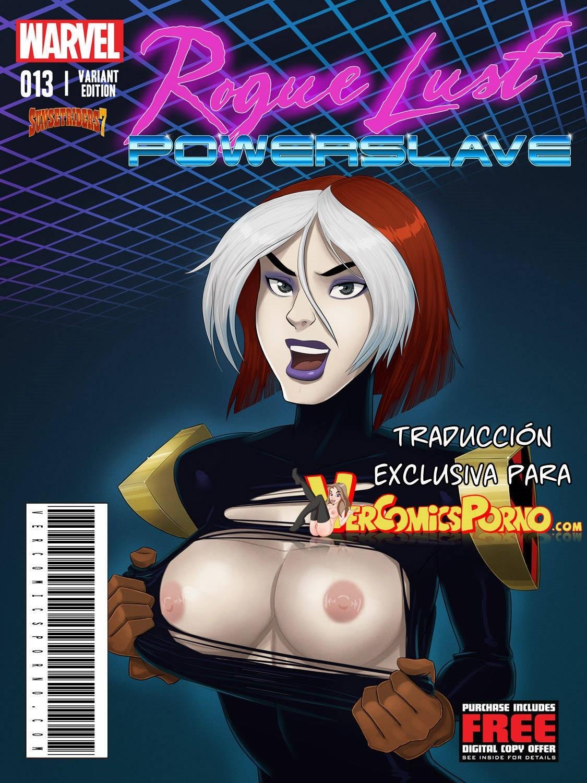 Rogue Lust Powerslave (En Proceso)