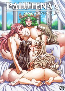 Palutena's Sexy Adventures