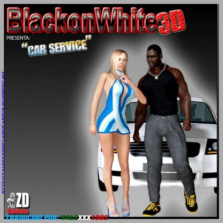 Car Service Comic XXX
