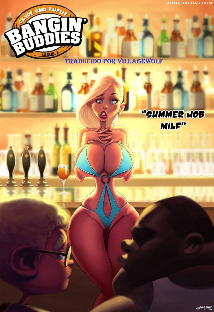 Summer Job Milf art of jaguar