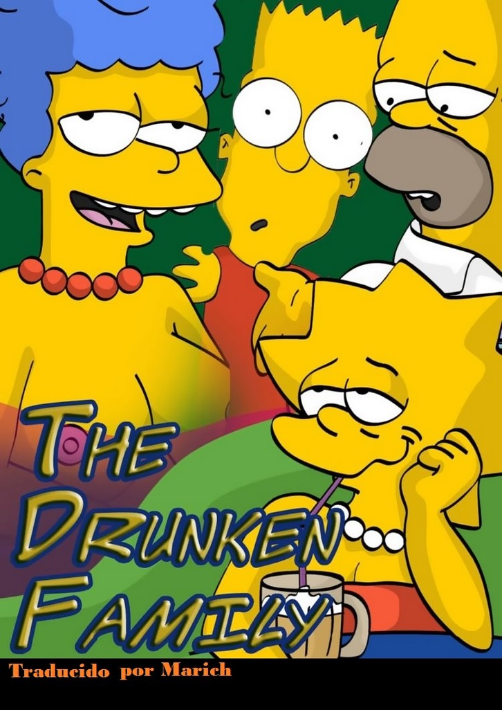 The drunken family español