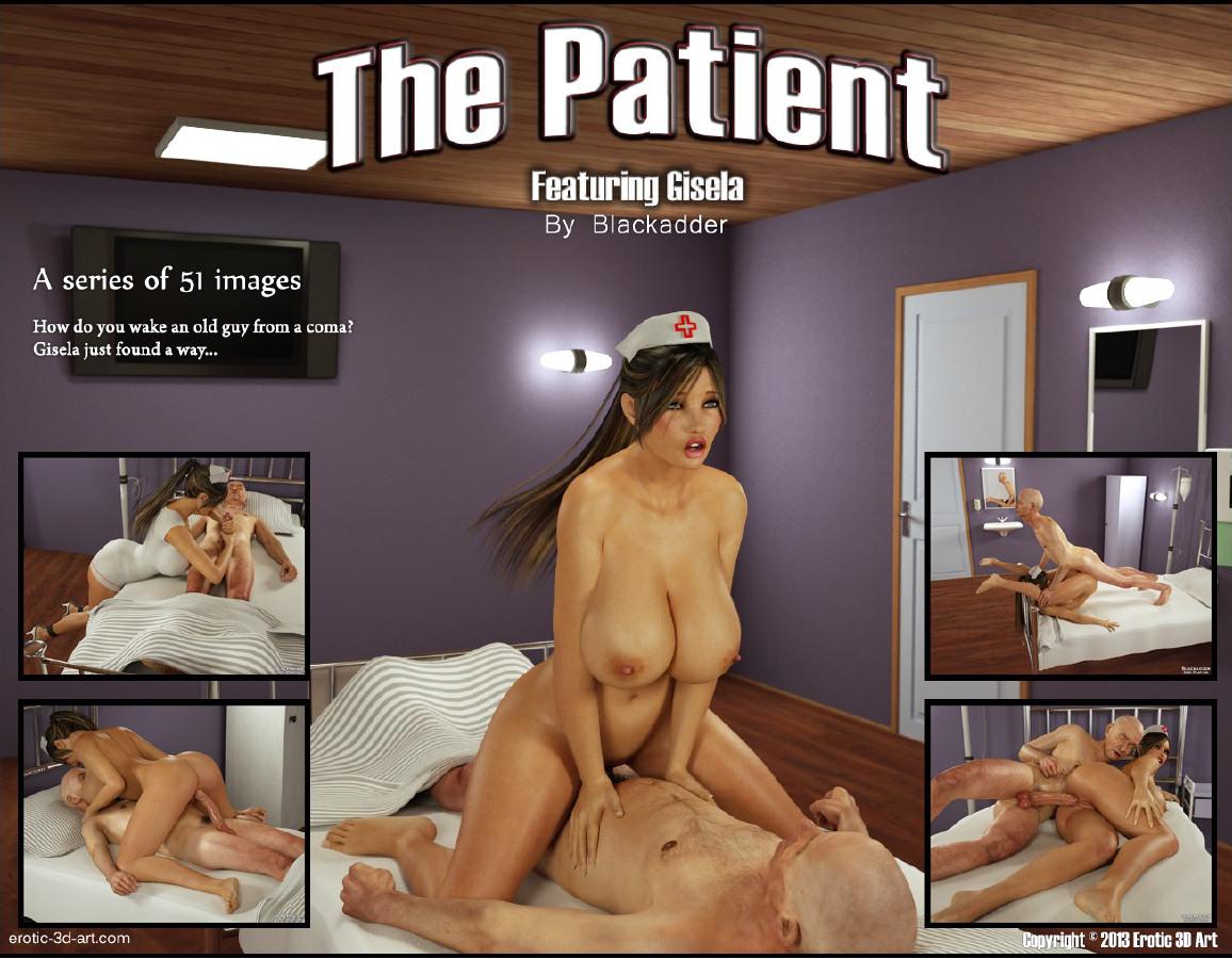 El paciente Blackadder