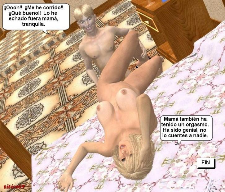 Mama dormida xxx