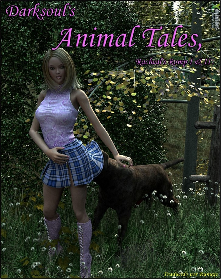 Animal Tales Racheals Romp Comics Porno Zoofilia