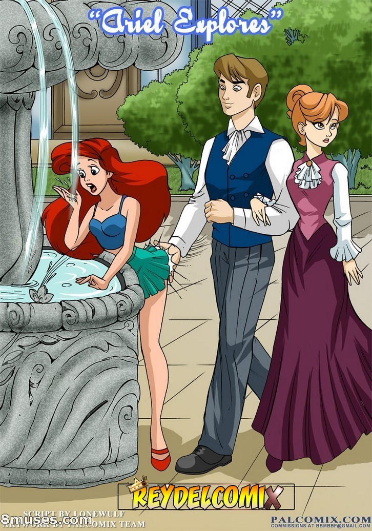 Palcomix Ariel explores