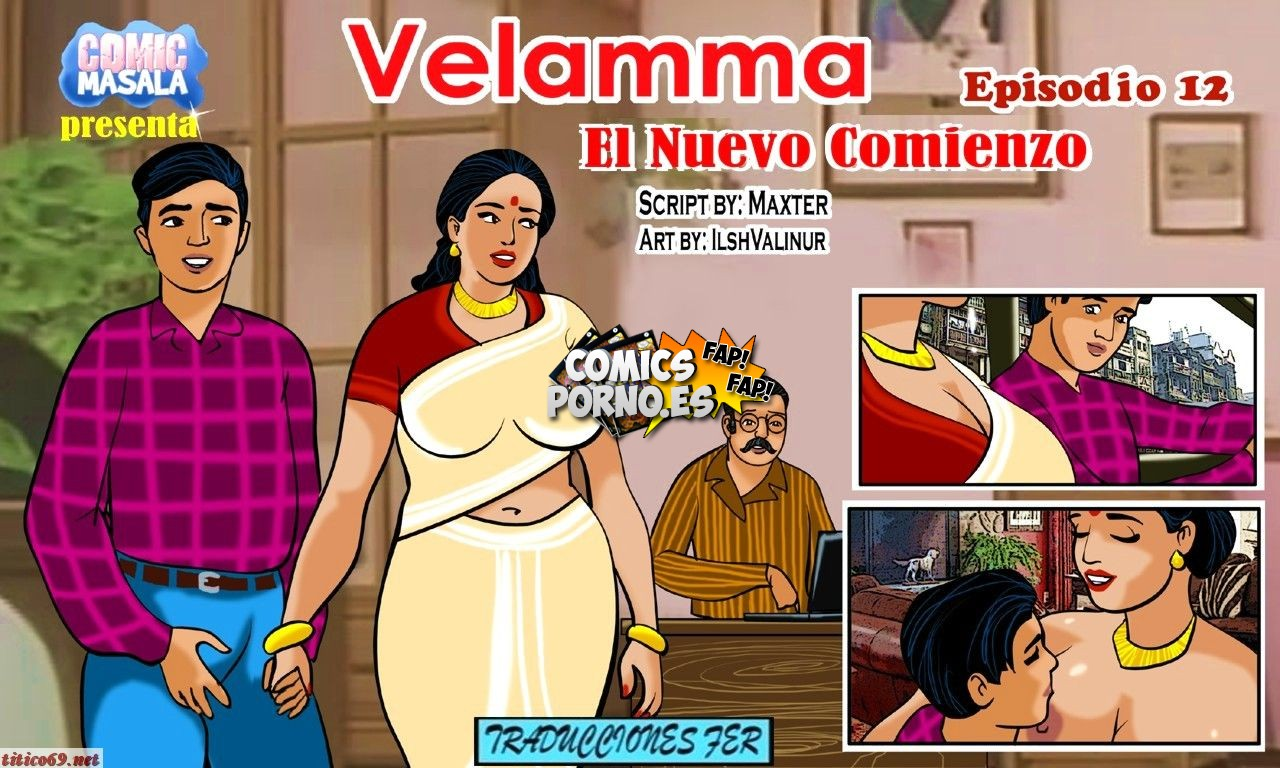 Velamma 12