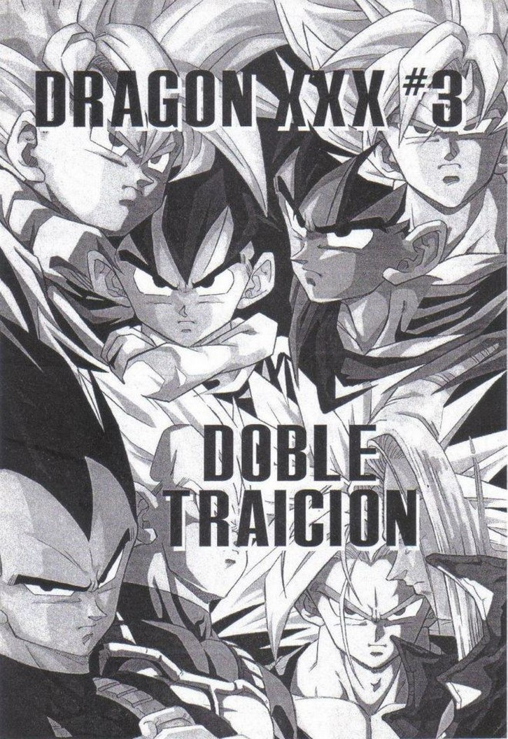 DBZ Doble traicion