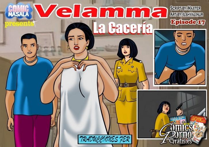 Velamma 17 La Caceria