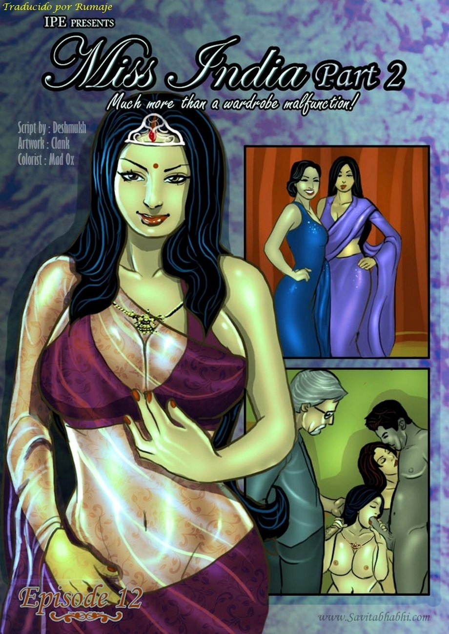 Savita Bhabhi 12 Miss India 2