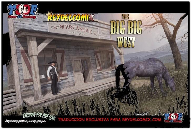 The big big west 1 Y3df
