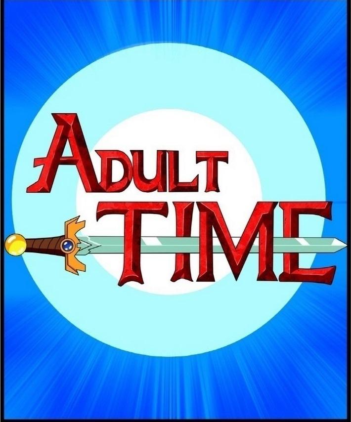 Hora de aventura Adult time 1