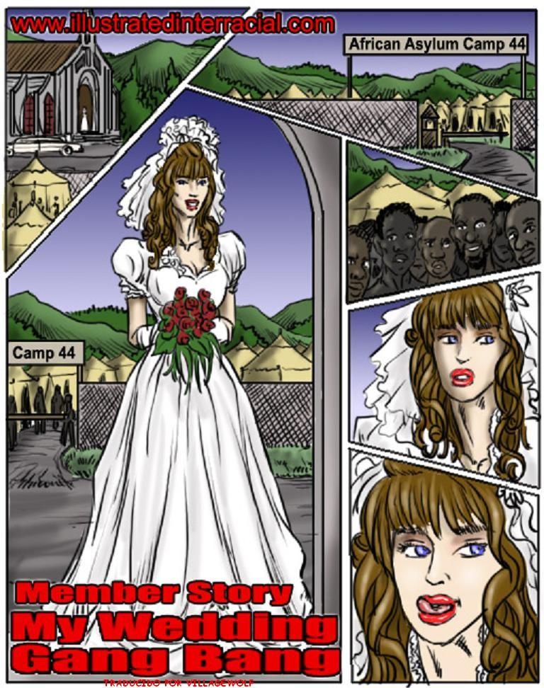 La boda interracial