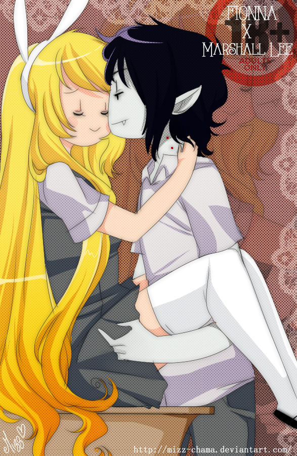 Fiolee +18 Adventure Time