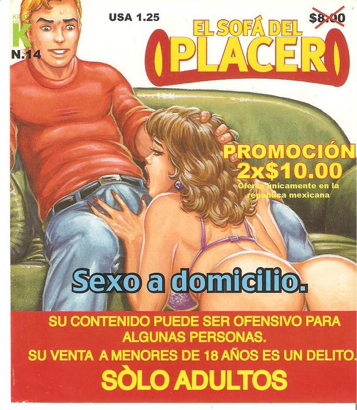 El sofa del placer 14