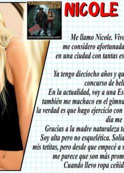 Nicole Heat 1 El casting