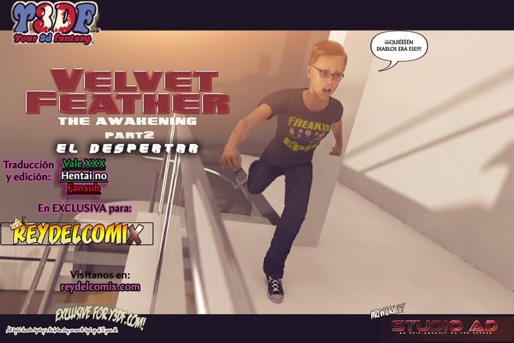 Velvet feather 2 Y3df
