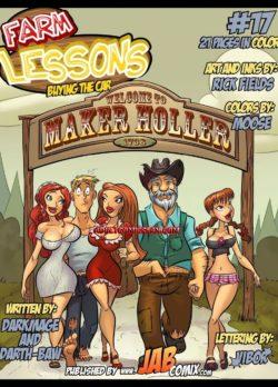 Lecciones de granja 17