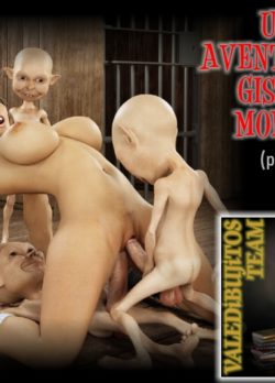Una aventura de Gissela Moretti 2