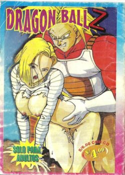 Dbz Trunks y  C18