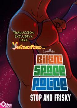 Bikini Space Police 1