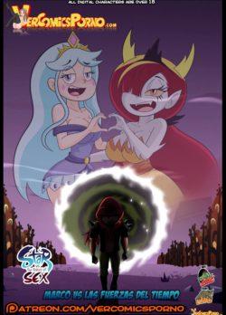 Marco vs las fuerzas del tiempo