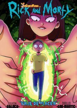 Rick Y Morty – Viaje de Placer