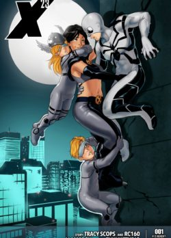 X-23 – Tracy Scops