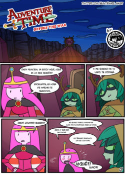Before the War – Adventure Time