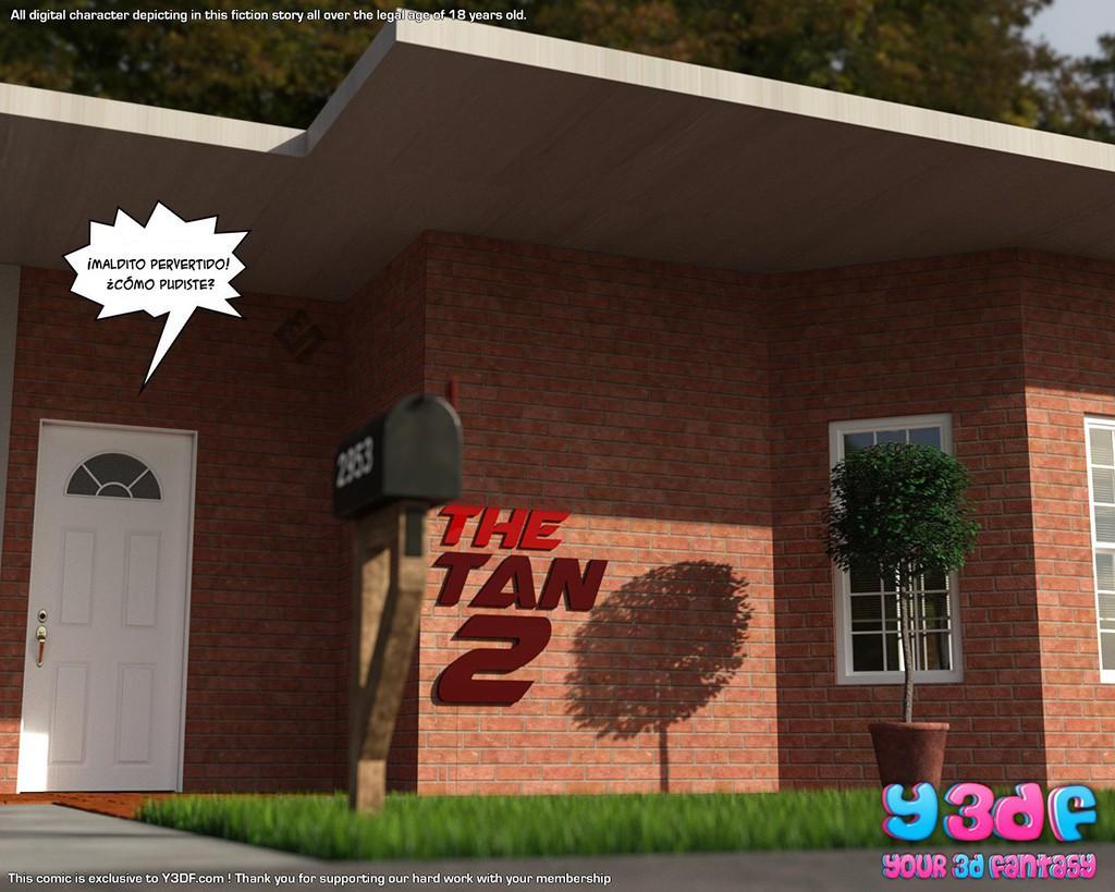 The Tan 2 – Y3DF - ChoChoX - Comics Porno