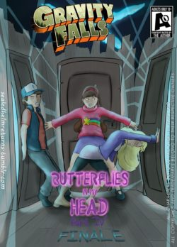 Butterflies in my Head 4 – Gravity Falls