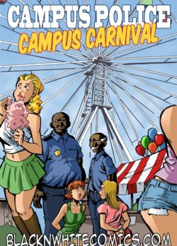 Campus Police 2 – Blackn White