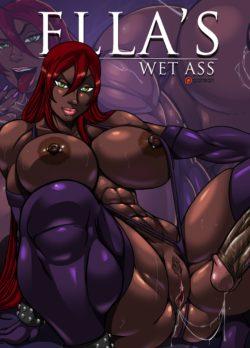 Ella's Wet Ass – Osmar Shotgun
