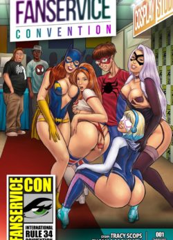 Fanservice Convention – Tracy Scops