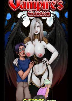 Vampire's Grandson – Gilftoon