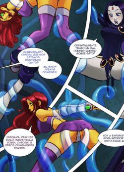 Tentacled Titans – Teen Titans