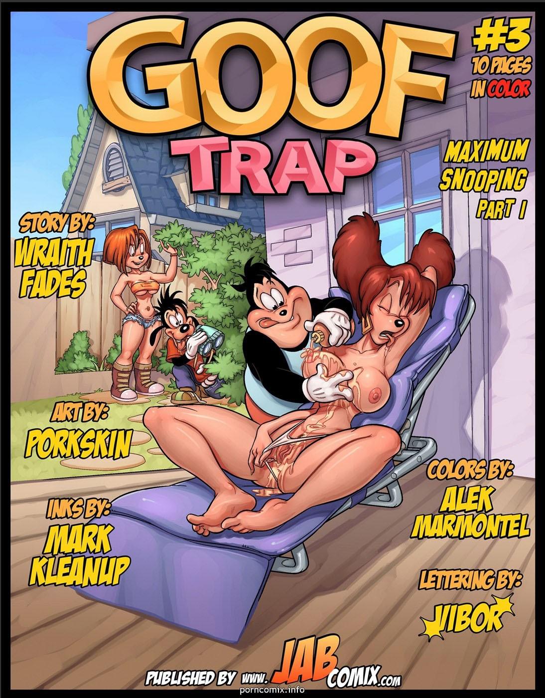 Pagina Porno De Incesto goof trap 3 - chochox - comics porno