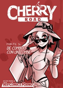 Cherry Road 3 De compras con un zombie