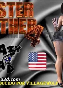Foster Mother 4 – CrazyDad3D