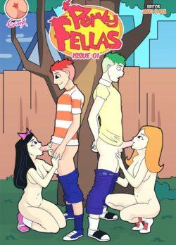 Pervy Fellas – Erionx
