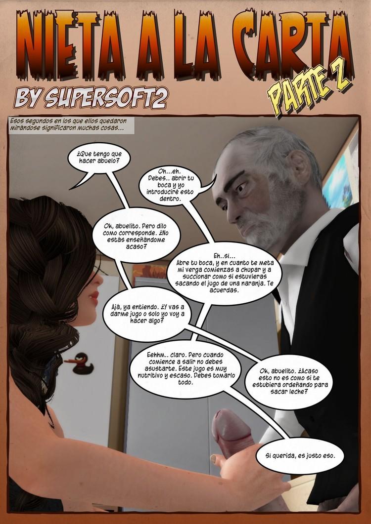 Abueio Hija Y Nietas Relatos Porno Incesto Xxx nieta a la carta parte 2 – supersoft2 - chochox - comics porno