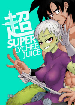 Super Lychee Juice – Dragon Ball Super