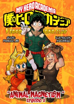 Animal Magnetism – My Hero Academia 2