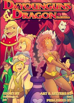 Da'younguns and Dragon 2