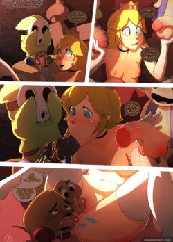 Princess Peach Hentai – Sillygirl