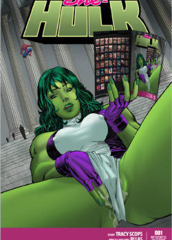 She Hulk – Tracy Scops