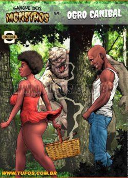 Gangue Dos Monstros 4