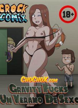 Gravity Fucks – Un Verano de Sexo