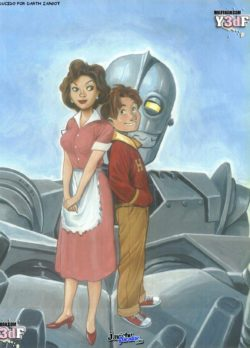 Iron Giant 1 – Milftoon