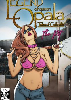 Legend of Queen Opala Tales of Gabrielle – The Pit